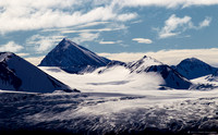 Svalbard Mountaintops